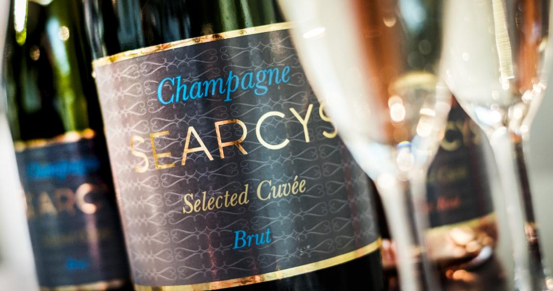 Searcys champagne