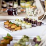 Canapés at an event thumbnail
