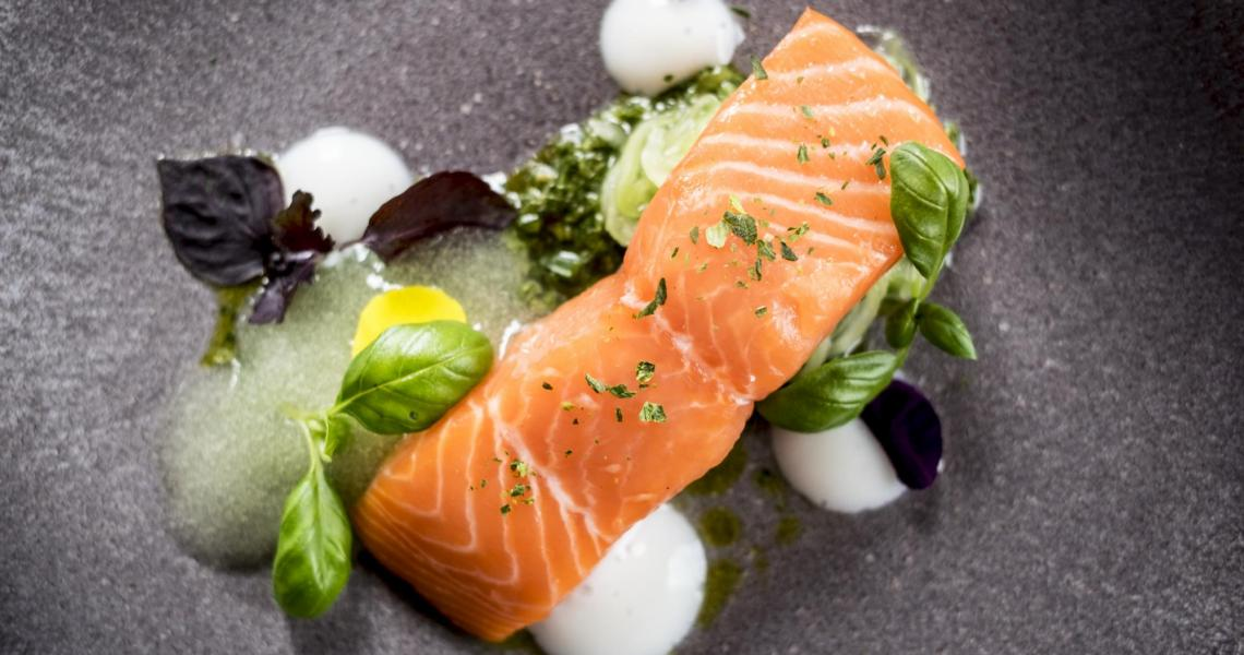 Delicious menu choices for your central London Wedding