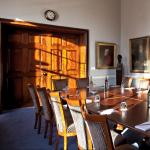 The Cornwall Room set for a boardroom meeting  thumbnail