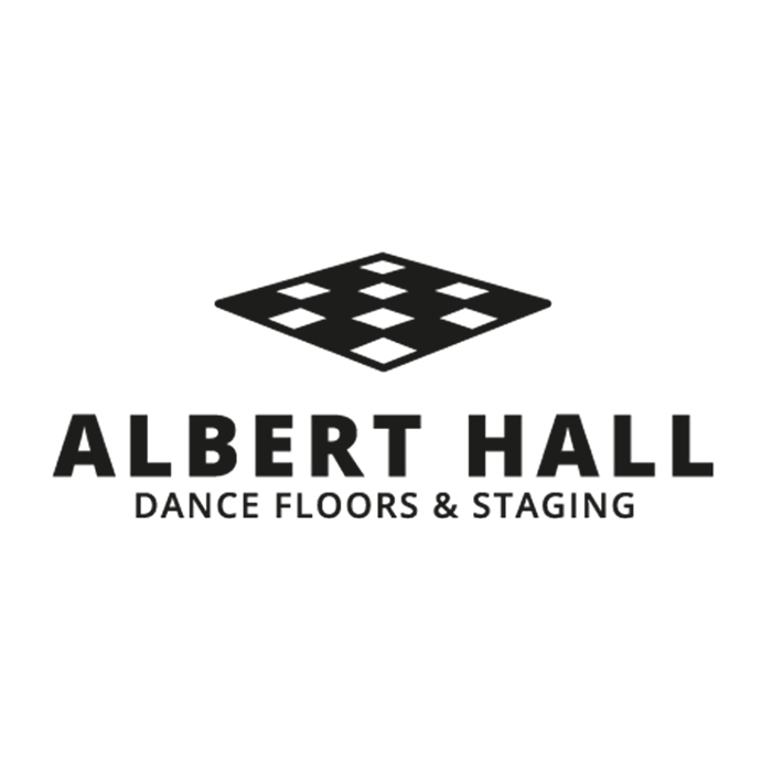 Albert Hall Dancefloors logo