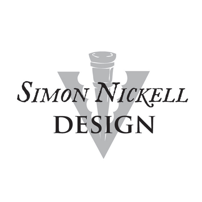 Simon Nickell Design logo