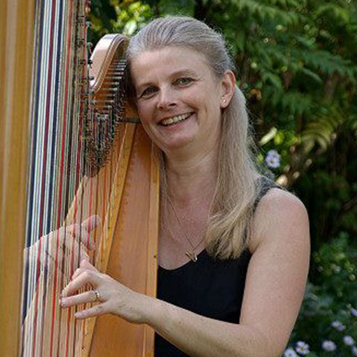 Shelia Watts Harpist