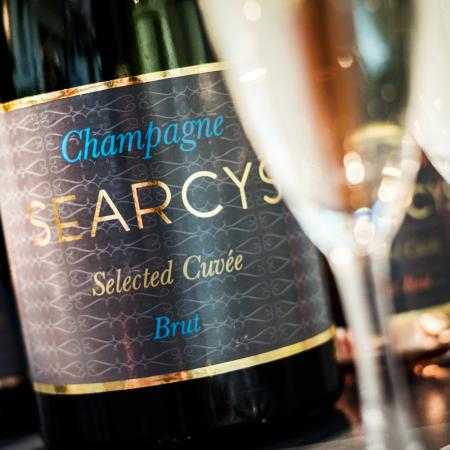 Champagne by Searcys