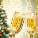 christmas tree and toast glasses thumbnail