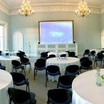 The recently refurbished Wolfson Room thumbnail