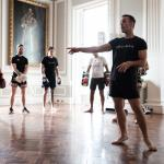The Council Room used as a pop up kickboxing workshop space thumbnail