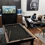 The No. 11 Lobby as a chill out area with pool table thumbnail