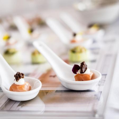 Canapes by Searcys