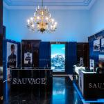 The No.10 Lobby set as a pop up shop for Esquire Townhouse thumbnail