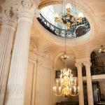 Grand architecture in the No. 10 Lobby thumbnail