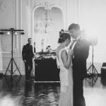 A couples first dance in the Music Room  thumbnail