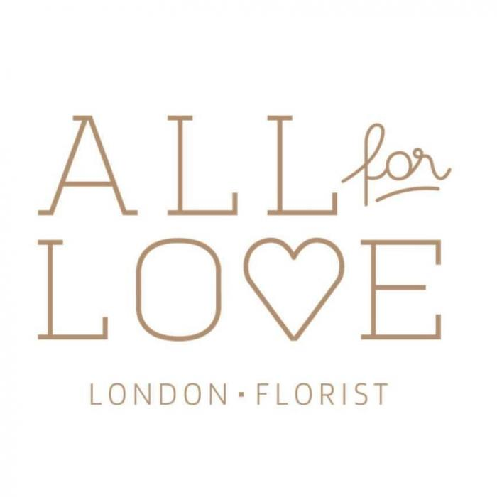 All For Love London logo