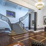 The grand staircase of the No.11 Reception - ideal for welcoming and registering guests thumbnail