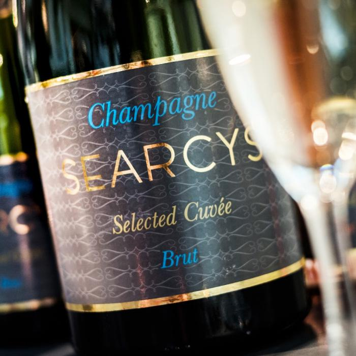 Bottle of Searcys Selected Cuvee